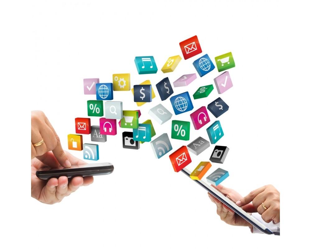 Aplicativos móveis e produtividade no trabalho